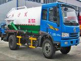 5-8 cbm Vacuum Suction Truck, camión de aspiración de aguas residuales, Fecal Suction Truck
