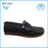 Chaussures occasionnelles bon marché confortables de la plus défunte mode de vente en gros pour le garçon