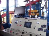 Blok dat van de Betonmolen van Qty 12-15 het Automatische Machine maakt