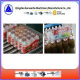 Более широкий Multi-Рядок пленки разливает машину по бутылкам Shrink упаковывая