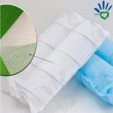 Malha de travesseiro não tecida descartável para uso hospitalar e hoteleiro