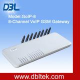 8-портовый GoIP GSM шлюз GoIP-8 (звездочка PBX)