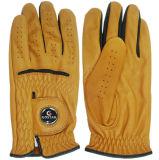 Cabretta Golf Glove mit Ballmarker (CGL-12)