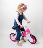 Rosafarbenes Lightwheight Baby-Fahrrad-Kleinkind, das kein Pedal-Ausgleich-Fahrrad ausbildet