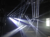 4 헤드 RGBW 크리 사람 LED 이동하는 맨 위 디스코 광속 빛