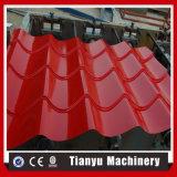 Certificados Ce baldosas esmaltadas enrolladora de alta calidad para techo