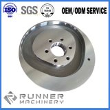 Peças fazendo à máquina personalizadas do CNC da precisão com alumínio/aço de bronze/inoxidável