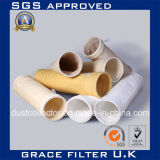 Pano de filtro industrial do saco do coletor de poeira (NOMEX 550)