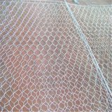 Gabionの電流を通された保護の網(2.2mmに3.9mm)