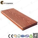 Plancher extérieur solide du HDPE WPC de Coowin Qingdao