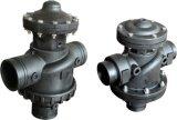 Klep Quaility Met drie richtingen van de Behandeling van het water de Hoogste