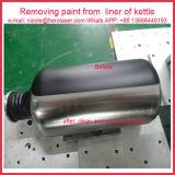 지상 페인트 기름 얼룩 코팅 표면 용접 표면 고무 형 제거를 위한 500W 섬유 Laser 청소 기계