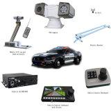 1650 USD/блок управления нового типа 150m IR HD камеры CCTV автомобиля всей системы