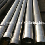 273*6 Pantalla de agua/Filtro purificador de agua/los tubos de perforación de pozos de agua