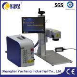 Laserprinter die de Machine van de Datum merken