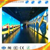 High Definition рекламы для поверхностного монтажа видео светодиодный дисплей для установки внутри помещений