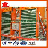 Automatique de la collecte des oeufs pour les oiseaux d'utilisation agricole de poulet