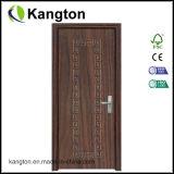 MDF porte en PVC, chambre à coucher porte (porte de chambre à coucher)