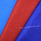 Cuoio variopinto dell'unità di elaborazione del Faux, tessuto strutturato del cuoio del sacchetto