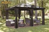 Ocio Moldproof patio techo metálico Pérgola exterior