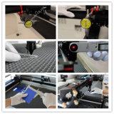 Máquina de acrílico de madera del laser del CNC de la cortadora del grabado del laser del cuero