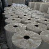 White 100% virgem Spunbond PP Nonwoven Fabric