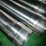 (Fabricante) de aço inoxidável 304 DIN4925 Água rosca bem telas/ecrãs Johnson
