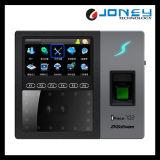 Zkteco 4,3-дюймовый сенсорный экран для лица и считывателя отпечатков пальцев биометрических время присутствие устройства