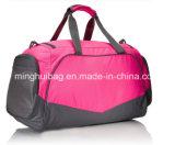 走行のための新しいデザインポリエステルダッフルバッグの週末袋