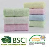 De lujo 70% de bambú 30% de toallas de algodón para bebés