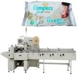 Máquina de pañales para la máquina de embalaje de pañales de bebé desechables
