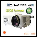 Hoge LEIDENE Brightness1080p Digitale Projector dvb-t voor de Bioskoop van het Huis (D9HR)