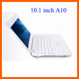 Zoll A10 Android4.0 des Laptop-10.1 OS-vorderes Kamera-Notizbuch