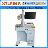 Jóia de Ipg 50With da máquina de estaca do laser da fibra que faz a maquinaria
