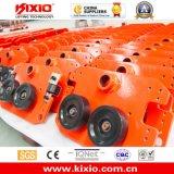 Carretilla eléctrica de dos velocidades usada para el alzamiento eléctrico