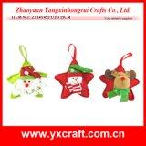 크리스마스 훈장 (ZY11S216) 크리스마스 별 나무 상품 크리스마스 직물 승진 선물