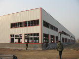 Industrial Facility를 위한 Prefabricated Light Steel Frame