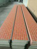 Гальванизированные стальные панели с изолированным слоем и декоративной поверхностью