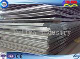 Piatto laminato a caldo dell'acciaio per costruzioni edili per costruzione (SP-001)