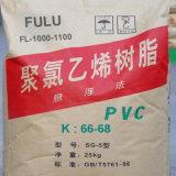 Resina Sg5 del PVC per il tubo di plastica