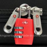 수화물과 부대를 위한 3개의 손가락 Tsa 여행 패드 자물쇠