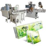 自動生理用ナプキンのチィッシュペーパーの包装機械