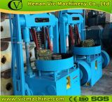 maquinaria do carvão amassado do carvão vegetal da máquina do carvão amassado da biomassa