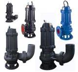Pompe à eau d'égout submersible de joint mécanique d'eaux résiduaires