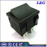 Alimentation UPS SPST DPST, 16A250VCA 6broches sur le bouton Micro interrupteur à bascule