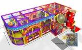 Elogio de diversões temático do circo Crianças Equipamento Parque Indoor