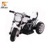 Горячая езда сбывания на мотоцикле пластичных малышей колес мотоцикла 3 миниых электрическом