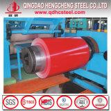 SGCC PPGIはカラーコーティングの鋼鉄コイルに電流を通した