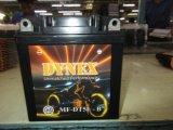 Batterij van de Motorfiets van het Lood van het Onderhoud van Dynex de 12V5ah Verzegelde Vrije Zure