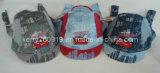 Крышка пестрого платка шлема младенца хлопка высокого качества/шлема пирата шлема малыша (DH-BF333)